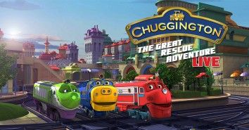 Chuggington Live! The Great Rescue Adventure at Broward Center for the Performing Arts in Fort Lauderdale, Florida