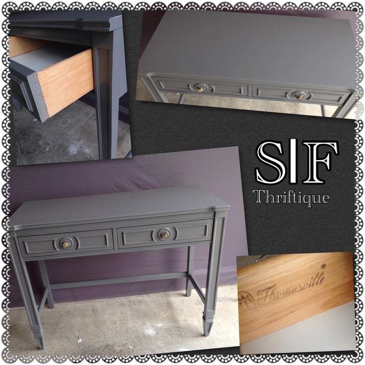 Sofa Pillows Grey thomasville sofa table
