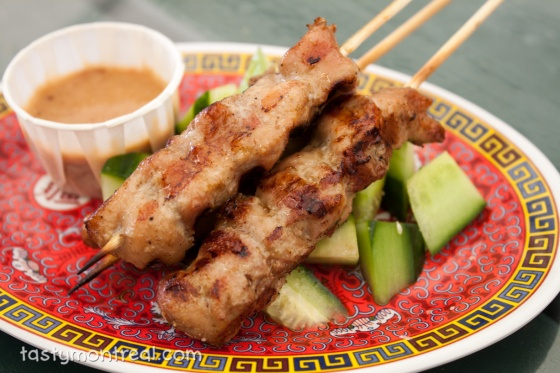 Satay Brothers – Ayam Satay Chicken