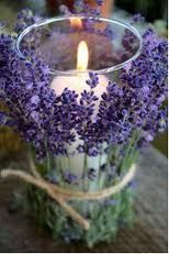 decorating the garden for wedding south of france lavender - Google Search