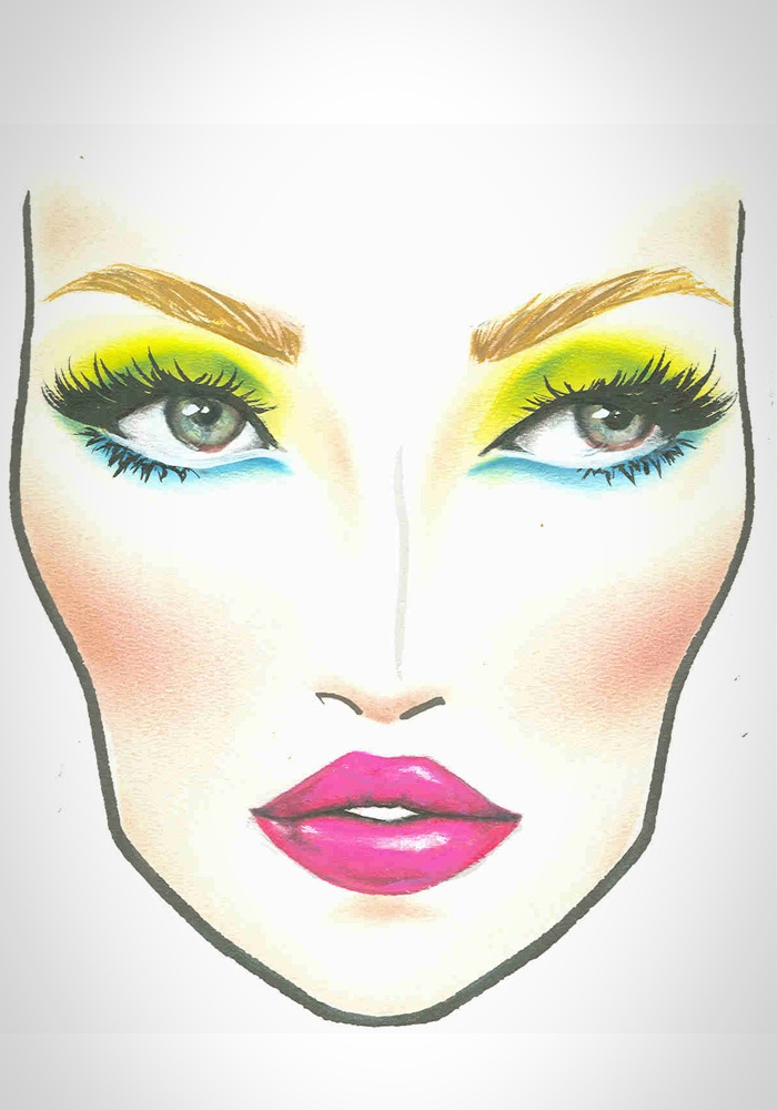 Best 10+ Mac face charts ideas on Pinterest   Face charts, Poison ...