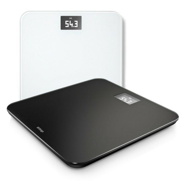 Withings Wireless Scale WS-30 - Za pomocą tej wagi możesz śledzić na bieżąco wszystkie informacje potrzebne do skutecznego przejęcia kontroli nad swoim ciałem – wagę, wskaźnik masy ciała (BMI) oraz zawartość tkanki tłuszczowej. Waga Withings w najprostszy i najszybszy sposób poinformuje o utracie tłuszczu lub o przyroście masy mięśniowej.