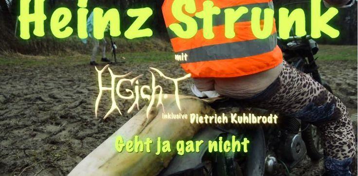 """Morgen erscheint mit """"Sie nannten ihn Dreirad"""" das neue Album von Heinz Strunk. Miru hatte es bereits besprochen und in Frage gestellt. ..."""