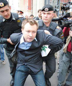 Nikolai Alekseev first to be convicted of 'gay propaganda' in StPetersburg