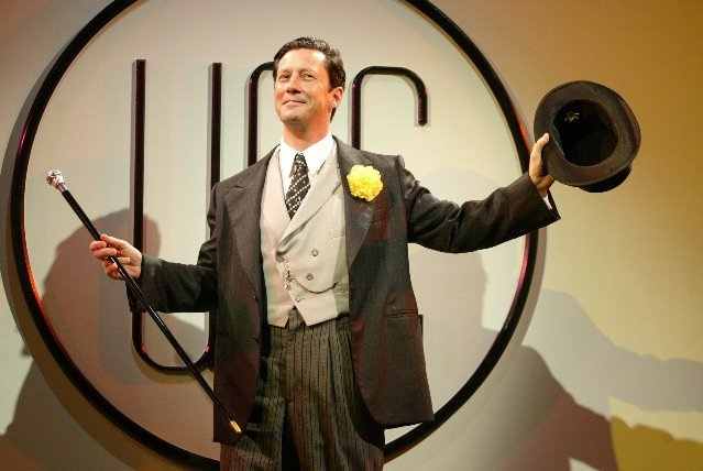 In 2003, I had the hounour to star as Caldwell B. Cladwell in the Broadway Musical URINETOWN!  #Urinetown! The #Musical on #Broadway: Broadway Music, Urinetown Stume, Music Urinetown, Music Theatre, Staging Work