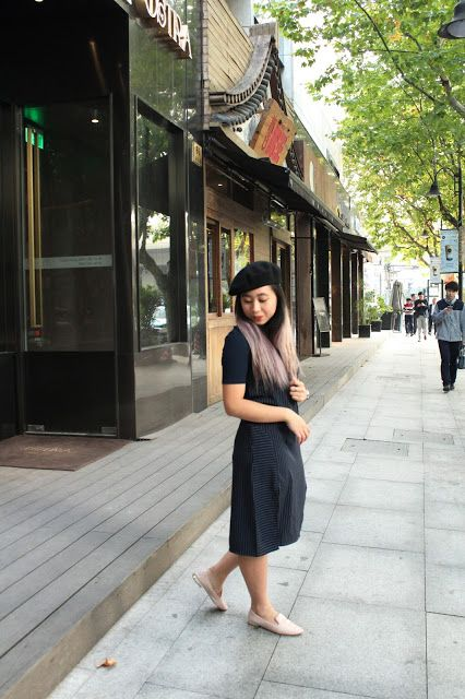 Conquering My Fashion Fears - Chic Beret and Layered Outfits