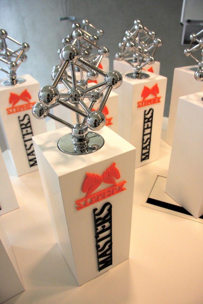 3D Printed Trophy - 3D Printed Award - Stephex