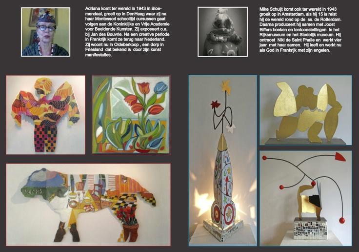 tentoonstelling Galerie Prinsengracht  Amsterdam