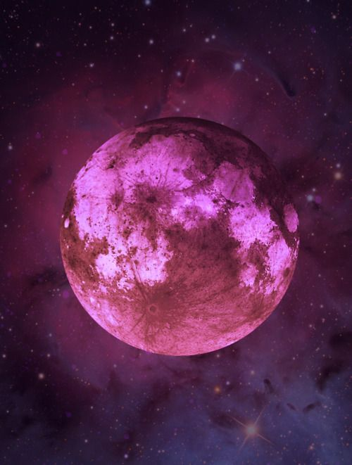 pink planet | Cosmic Love | Pinterest