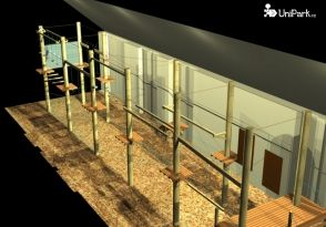 Drytooling facilities | Unipark
