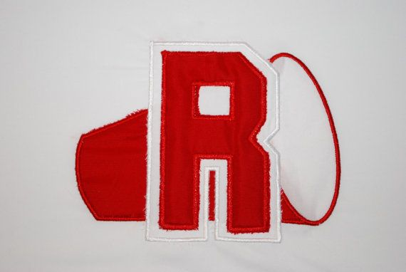 INSTANT DOWNLOAD Grease Rydell High by InitialHereApplique on Etsy, $5.00