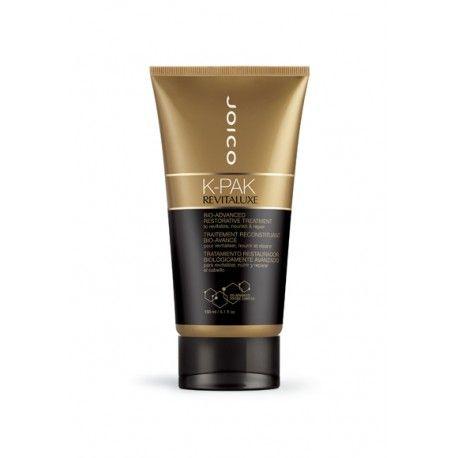 Jak odżywić włosy suche i wrażliwe, często zniszczone zabiegami chemicznymi i termicznymi? Odpowiedź na to pytanie zna JOICO K-PAK Revitaluxe! Próbowaliście?  #joico #kpak #revitaluxe