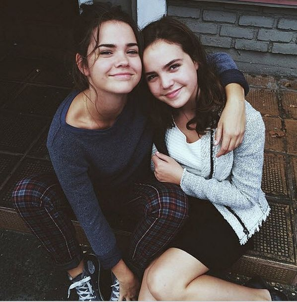 The cutest sister pair! | The Fosters