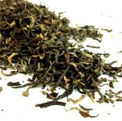 NEPALESE ORANGE PEKOE   This tea is delicate and light, yet bursting with layers of flavour. Grown in the foothills of the Himalayas and with many qualities similar to Darjeeling, this tea is simply a delight to drink. From the master