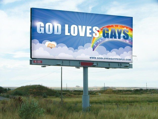 "Two major billboard advertising companies in Utah have declined requests by LGBT advocates seeking to erect billboard displays reading ""God Loves Gays"" in the state, saying the decisions were made to avoid controversy. 