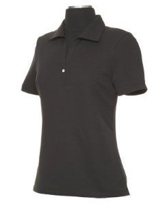 Callaway CGW117MOcean Blue Ladies Luxury Cotton Polo - Medium by Callaway. $39.04. Y-Placket with Single Button.. Self Fabric Collar and Open Sleeve.. Tonal Embroidered Callaway Logo on Side Vents.. 5.1 oz 100% Luxury Cotton Interlock.. Double Needle Hemmed Bottom with Side Vents.. Ladies this is the most comfortable feeling shirt you will ever wear. 5.1 oz 100% Luxury Cotton Interlock. Y-Placket with Single Button. Self Fabric Collar and Open Sleeve. Double Needle H...