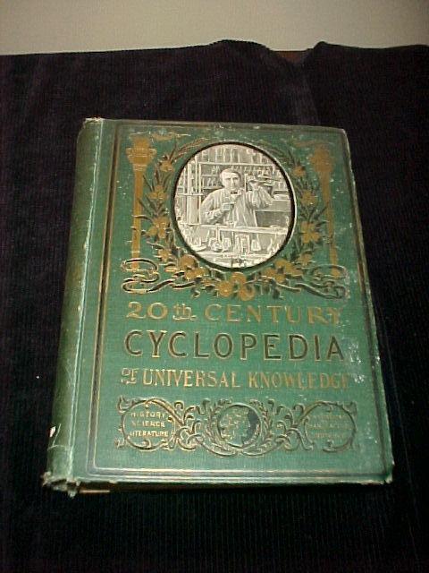 20th Century Cyclopedia of Universal Knowledge, 1901