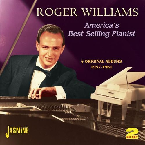 America's Best Selling Pianist - Four Original Albums 1957-1961 [CD]