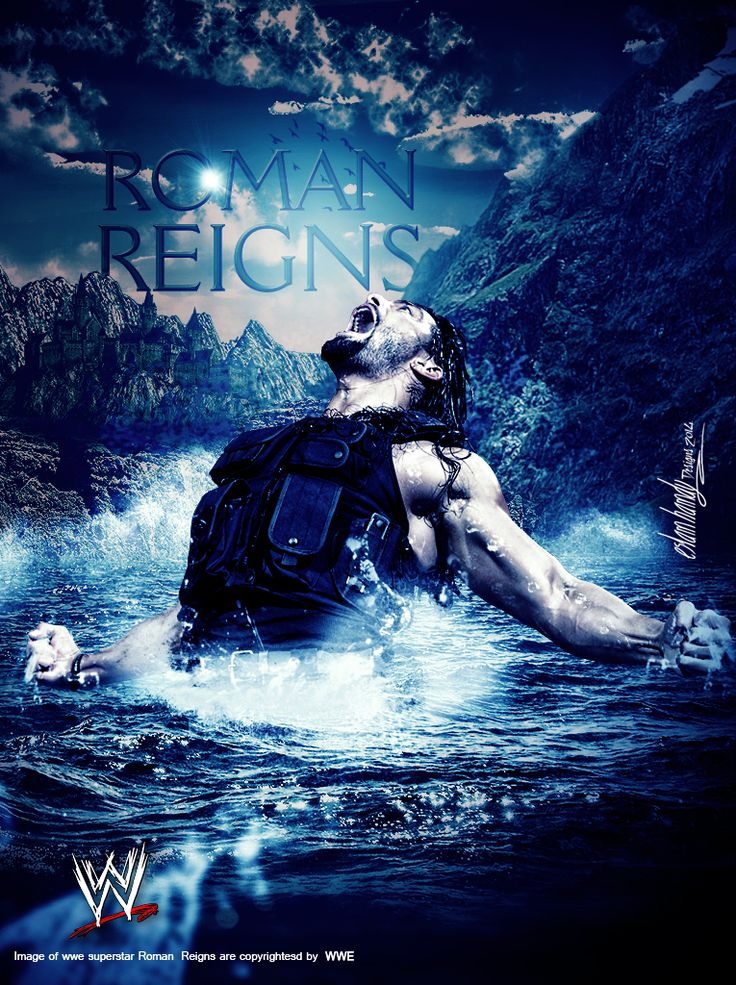 roman reigns wallpaper | Roman Reigns by EslamHam