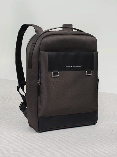 CLIFF A2 BACKPACK Khaki  Mathematik's Backpack