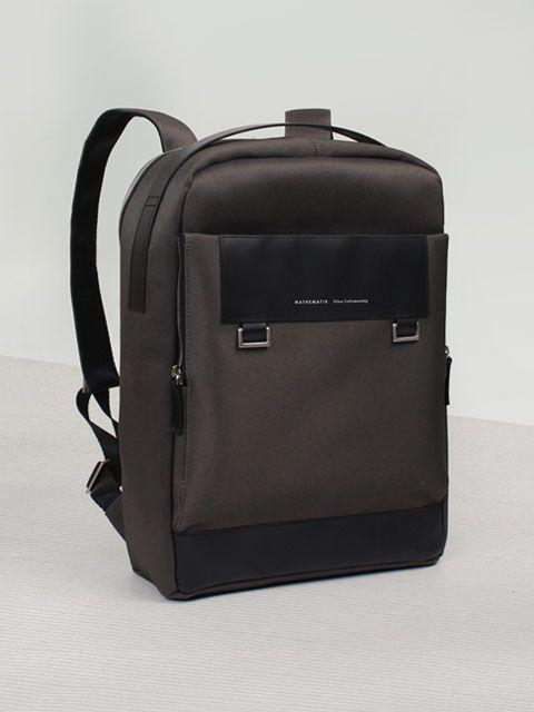 CLIFF A2 BACKPACK Khaki  Mathematik's Backpack