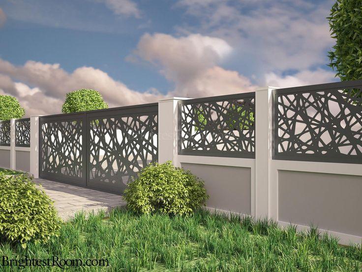 Fence Panels Ideas Diy