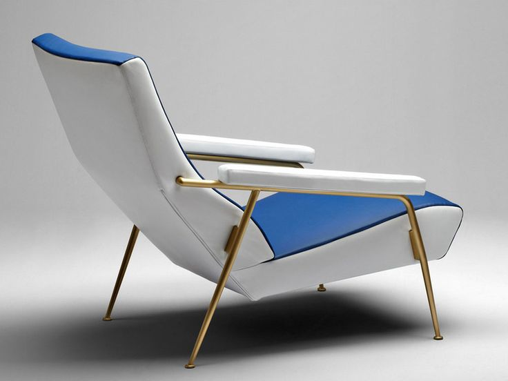 Designed In The Armchair Was Part Of The Furniture At Gio Pontiu0027s Private  House In Via Dezza In Milan.