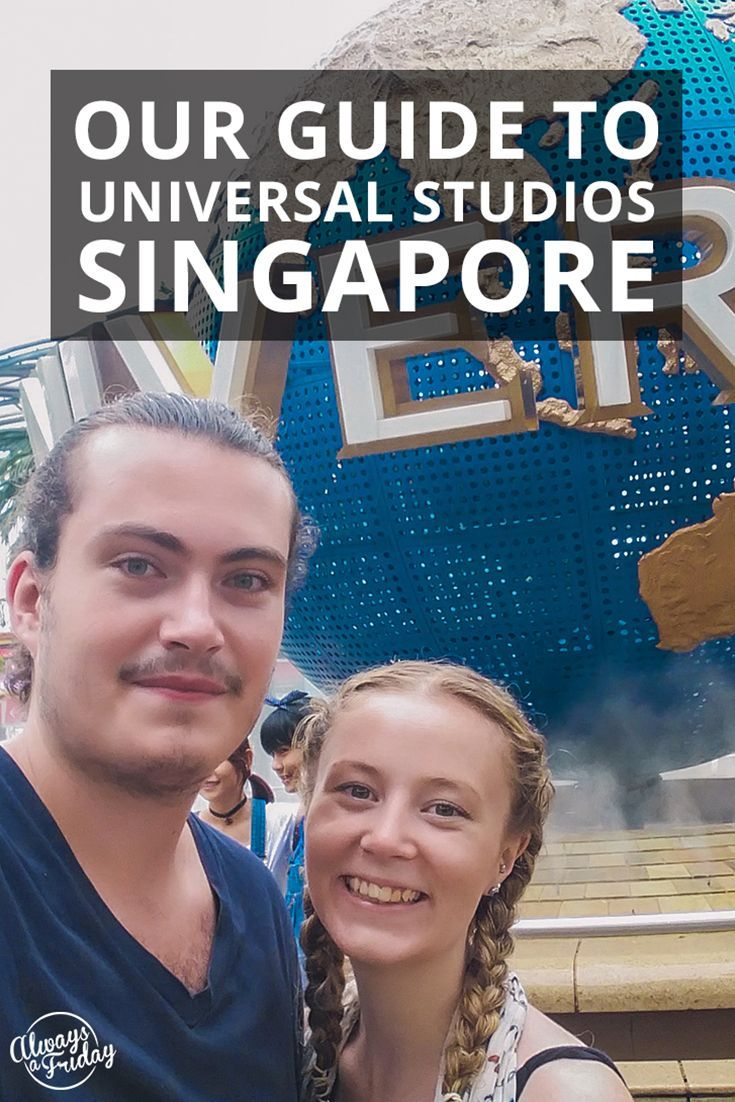 Our guide to Universal Studios Singapore! How to get there, best rides, and loads of top tips so you can have the best day ever!: