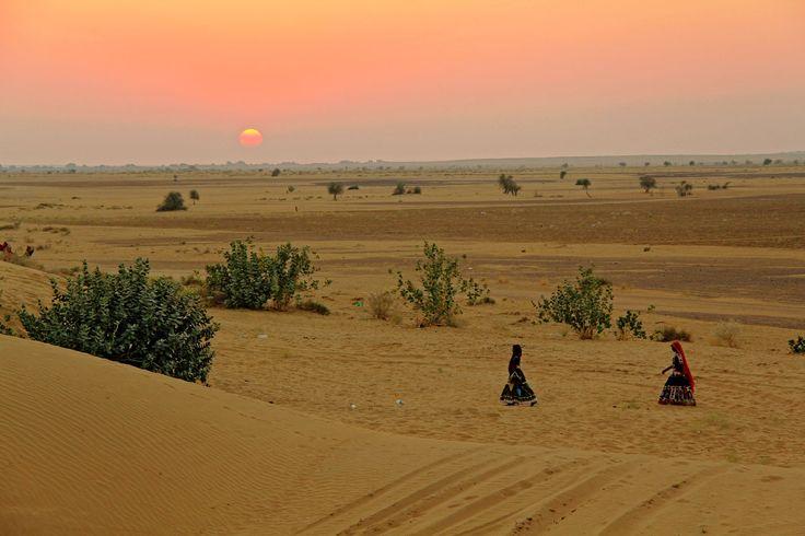 Thar Desert, Jaisalmer