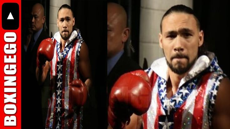 KEITH THURMAN RETURNS TO RING IN JANUARY PER WBC -BOXINGEGO