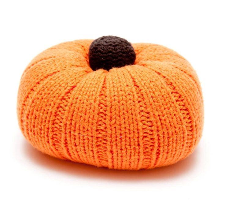 Pumpkin Rattle