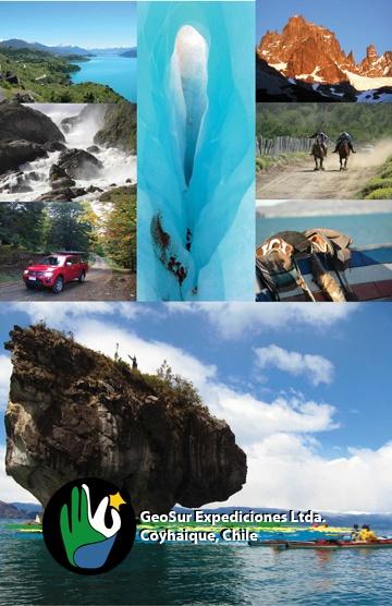 Nuestras aventuras en la Región de Aysén, en la Patagonia Chilena. La Carretera Austral por el Sur de Coyhaique - Cerro Castillo, Rio Ibanez, Puerto Tranquilo, Valle y Glaciar Exploradores y Lago General Carrera. navajos7@gmail.com