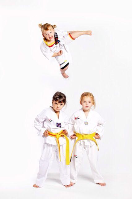 Fierce and Fun! Taekwondo KidsChampion
