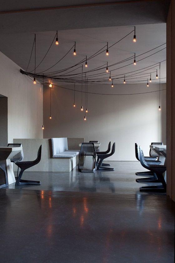 die besten 25 restaurant und bar design ideen auf pinterest restaurant bar weinbar. Black Bedroom Furniture Sets. Home Design Ideas
