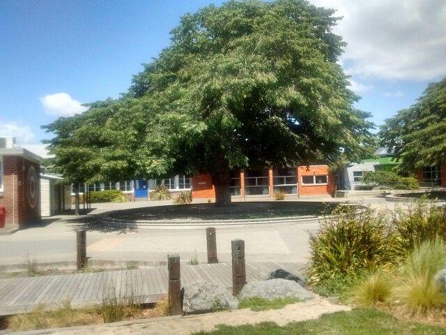Mairehau Primary School w Mairehau, Canterbury