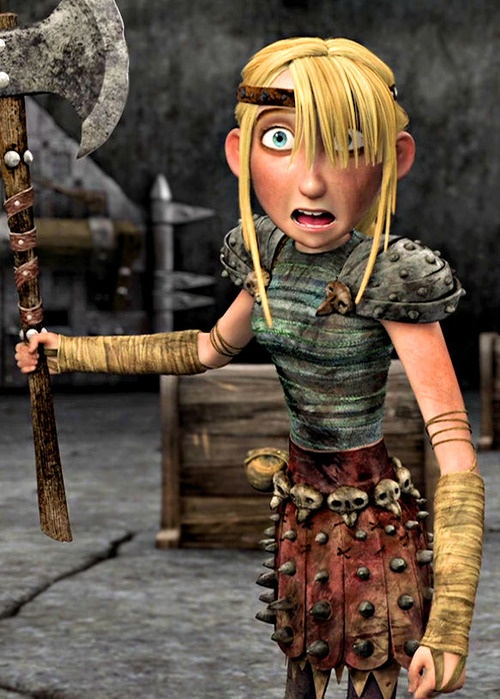 Cute Bow And Arrow Wallpaper Poor Astrid Looks Devastated Hope It S Not That Hiccup