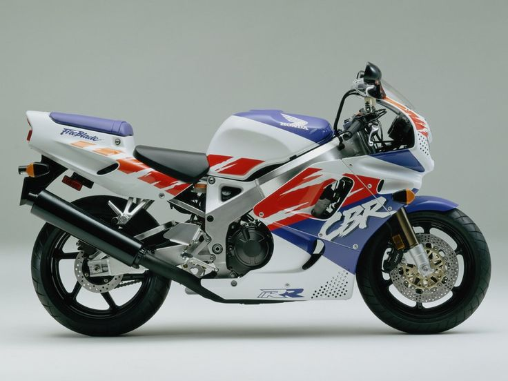 CBR900RR. It was originally designed to be a 750. However because they could, Honda upped the CC in order to put the crop of 750's to shame. Somewhat like today's 636, 675, 800 and 899 bikes. Even better when they put the foxeye lights in.