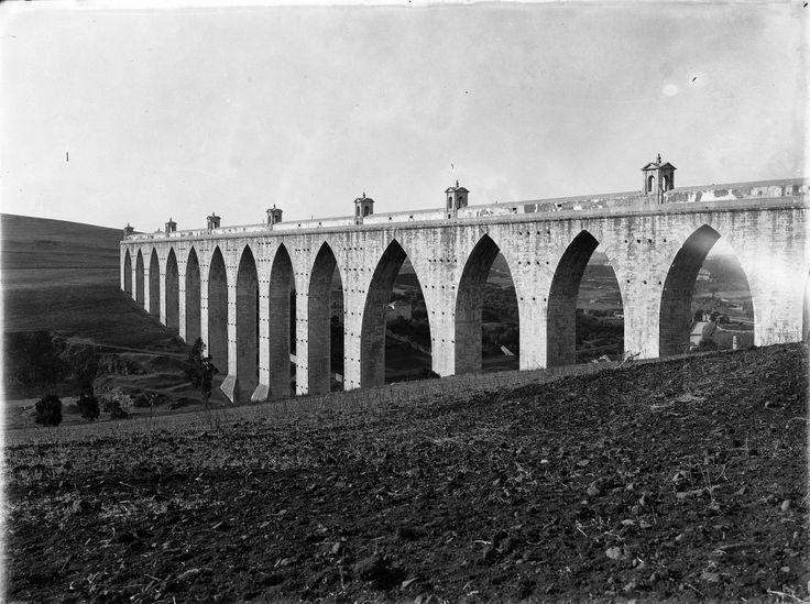 Aqueduto, Campolide - Lisboa