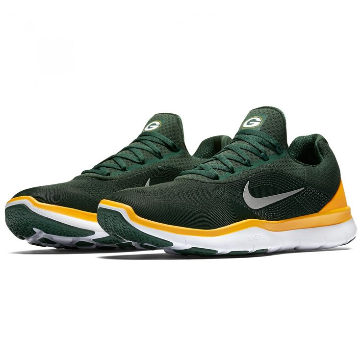 Green Bay Packers Free Trainer v7 Shoe at the Packers Pro Shop