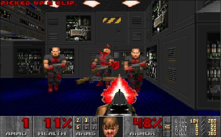 Doom, PC