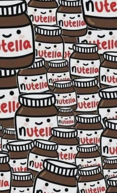 food, nutella, wallpapers