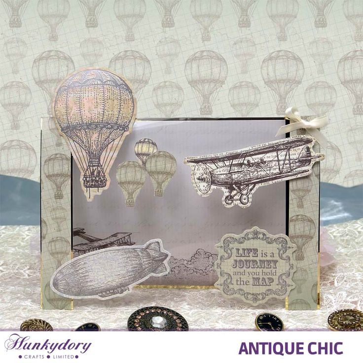Antique Chic - Hunkydory | Hunkydory Crafts