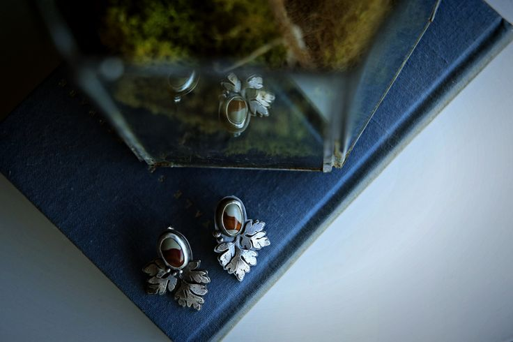 https://flic.kr/p/KwbQtH | By Any Other Name | Jasper Earrings