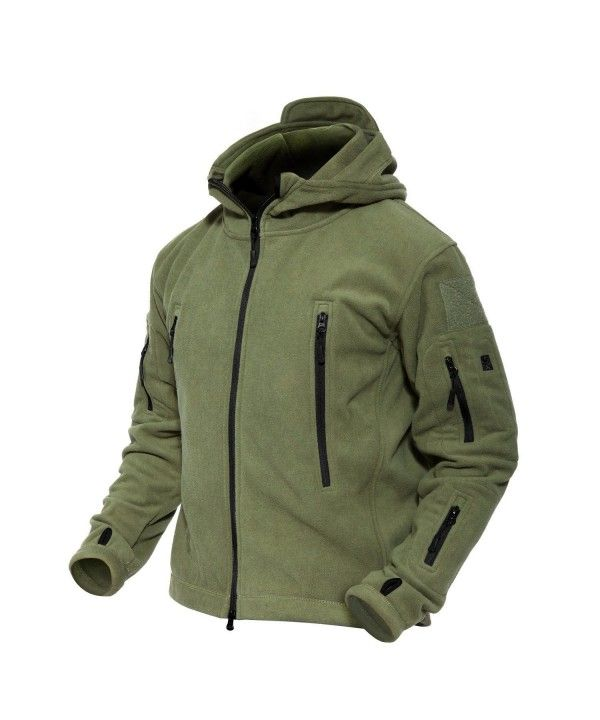 e1cdaae31 Shop Men 's Windproof Warm Military Tactical Fleece Jacket - Army Green -  C512NU15M5P and Discover a Huge Selection of Men's Performance Jackets at  ...