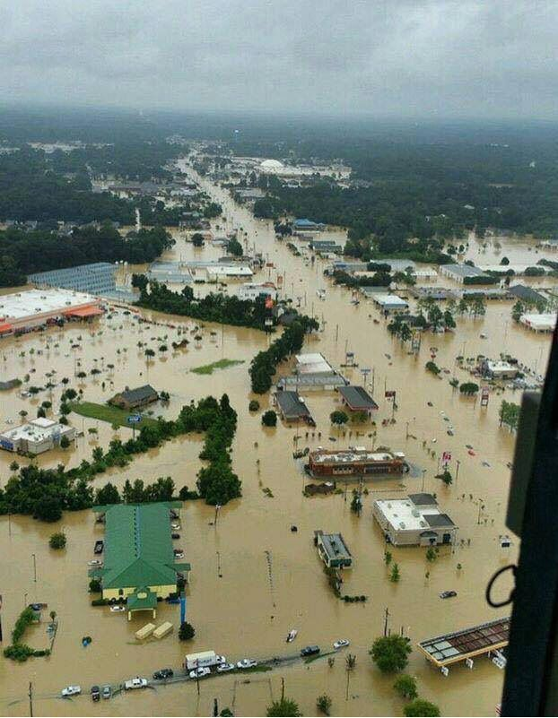 It is burned in my head. The Great flood of 2016. I recently read a book about hurricane Katrina because I was little when it happened. My story was similar to the book, it was something I never knew.