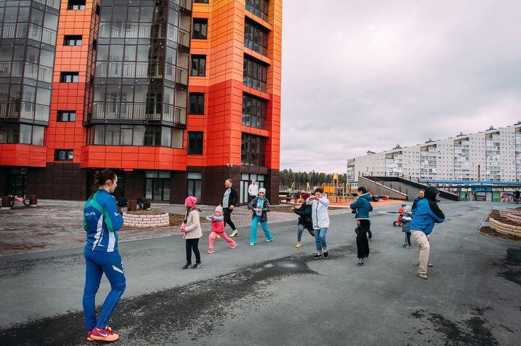 ЖК «4 СЕЗОНА» Сургут, официальный сайт, цены на квартиры в четыре сезона