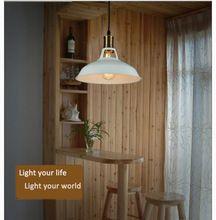 Новый Современный Черный/Белый Крышка Подвесные Светильники E27 Патрон Лампы Для Гостиной столовая Вручение Лампы Подвесные Потолки светильник