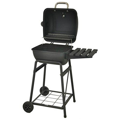 26 Inch Charcoal Barbeque Grill With Lid Warming Rack For Outdoor Bbq Cooking Review Portable Barbecue Charcoal Grill Smoker Outdoor Bbq