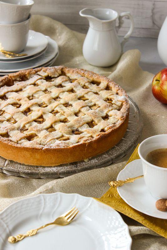 [Rezept] Gedeckter Apfelkuchen (vegan) – cutiekulla