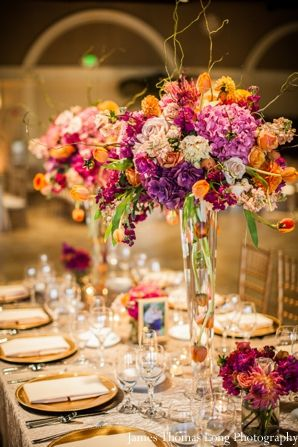 I Want My Engagement Party To Include Fresh Spring Flowers Represent A New Beginning That Indian Wedding CenterpiecesIndian